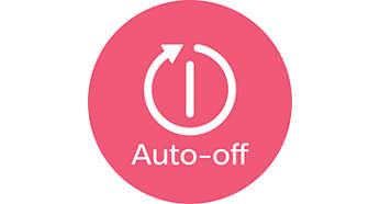 Auto shut-off for safe usage