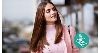 Phủ keratin để chăm sóc tóc tốt hơn