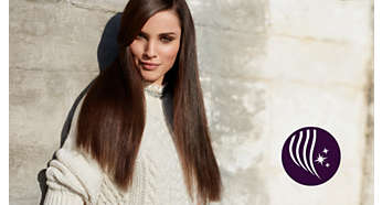 SplitStop Technology for ultimate split ends prevention