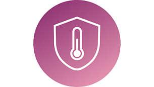 ThermoShield 智能風熱吹護提供主動式溫度保護