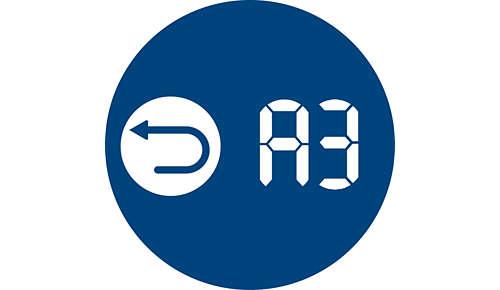Alerte de qualité de l'air précis pendant la durée de vie du filtre