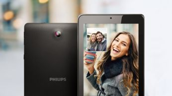 Dual cameras for selfies, video chats and perfect snapshots