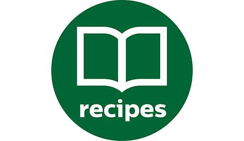 Inspirerend receptenboekje vol recepten