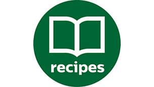 Over 200 extra recipes in an app from around the world