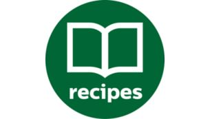 Over 200 extra recipes in app from around the world