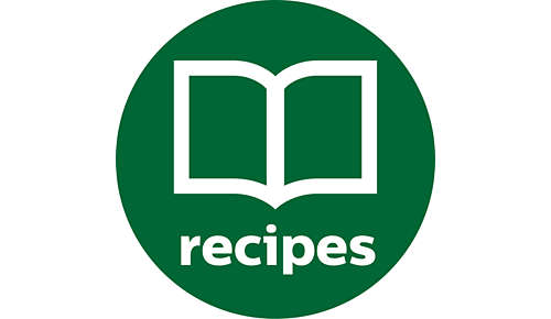Mehr als 200zusätzliche Rezepte in der App aus aller Welt