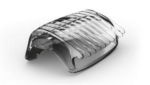 Includes 3-mm comb for a close trim