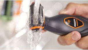 Easy to clean and use in or out of the shower