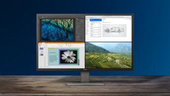 MultiView 4K for 4 systems on one screen