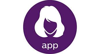 Aplikasi tutorial dan panduan mudah dengan makeover gaya rambut virtual