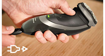 Cordless operation only