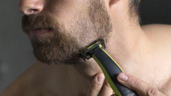 Scurtează barba
