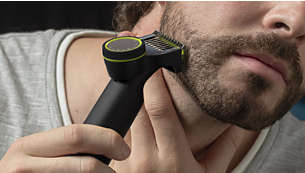 Skrajšajte dlačice