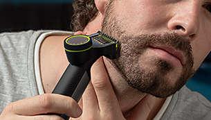 Entretien de la barbe