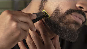 Tıraş edin