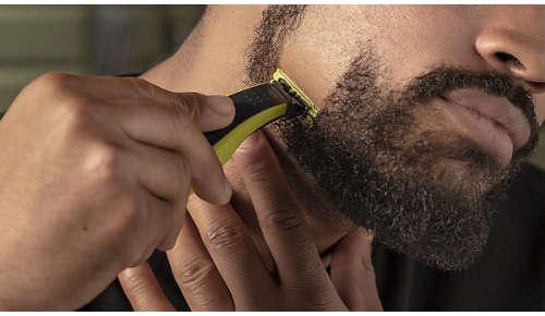 Barber med OneBlade