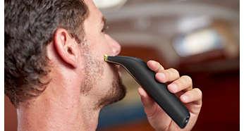 Raka med OneBlade
