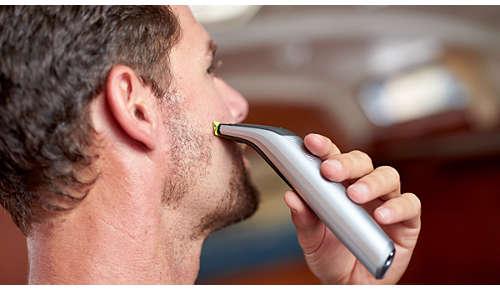 Rasatura confortevole