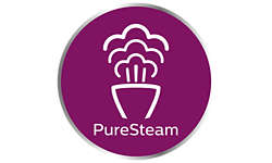 Технология PureSteam для постоянной мощной подачи пара в течение долгих лет