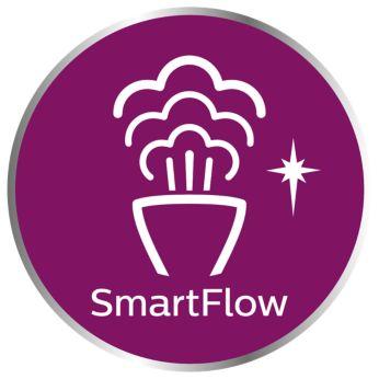 Podgrzewana płytka SmartFlow zapobiega powstawaniu mokrych plam