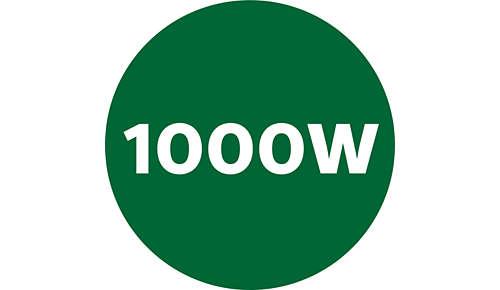 Leistungsstarke 1.000W