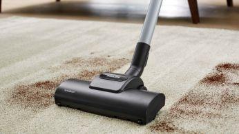 Turbo Brush nozzle for removing pet hair