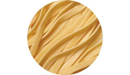 Prepara 300 grammi di pasta o spaghetti in soli 10 minuti