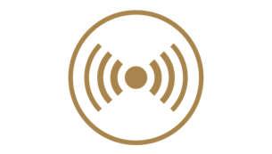 Schalltechnologie für hervorragende Reinigung