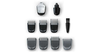 philips norelco multigroom 3000 manual