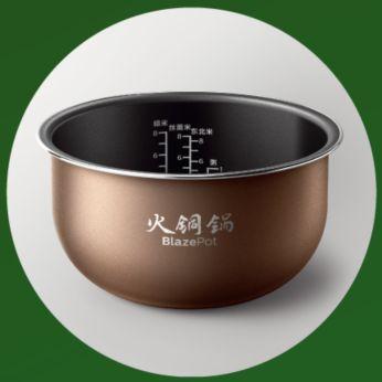 Copper coating enhances heat conductivity