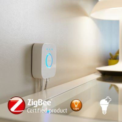 Connect up to 50 Philips Hue lights