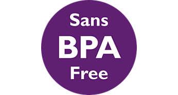 BPA free materials
