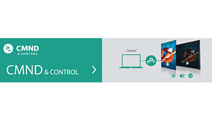 CMND & Control: effortless maintenance of your TV's