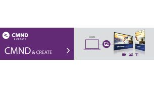 Create and update content with CMND & Create