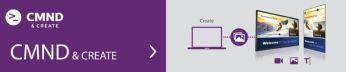 Creează şi actualizează conţinut cu CMND & Create