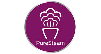 PureSteam technology: powerful steam for years to come