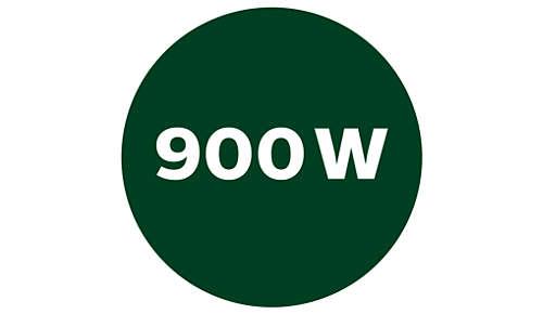 Potente motor de 900W