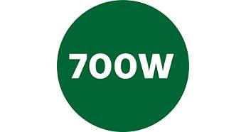 Leistungsstarker 700-W-Motor