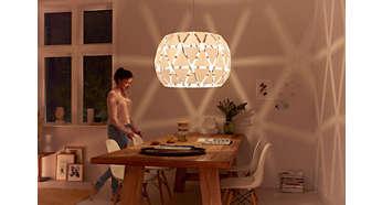 Crea meravigliosi effetti di luce