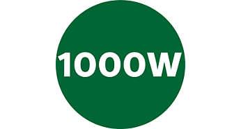 Puissance de 1000W