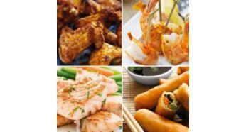 4préselections pour vos plats préférés