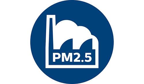 3 slimme instellingen voor verschillende vervuilende stoffen in de lucht