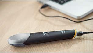 USB 充电,灵巧便携