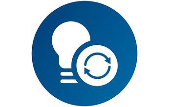 Przywracanie ustawień źródła światła do wartości fabrycznych