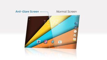 Una pantalla especial antirreflejos ofrece una imagen nítida