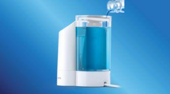 Свежест и чистота с вода за уста