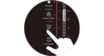 Slide touch control technology and right control design