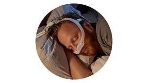 Ondersteunt uw slaaptherapie