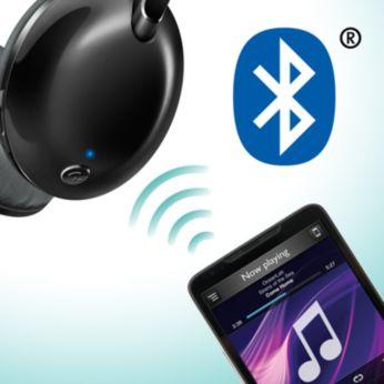 Bluetoothi versiooni 4.1 ja HSP/HFP/A2DP/AVRCP tugi