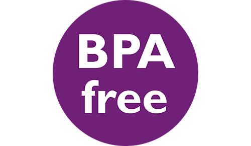 BPA-freie Materialien